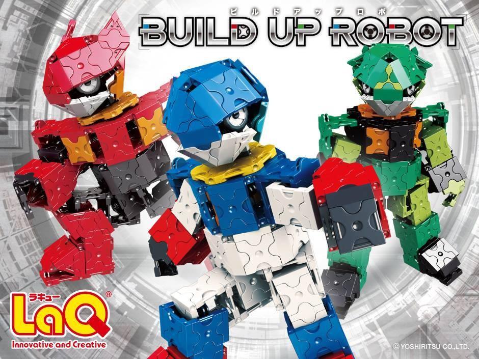 Robots LaQ