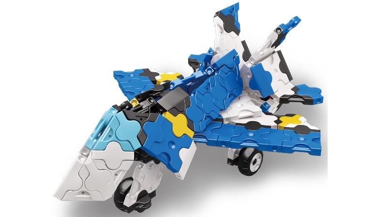 LaQ Jet Fighter