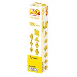 LaQ Free Style 100 Jaune