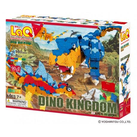 LaQ Monde des Dinos