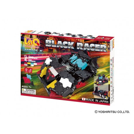 LaQ Black Racers