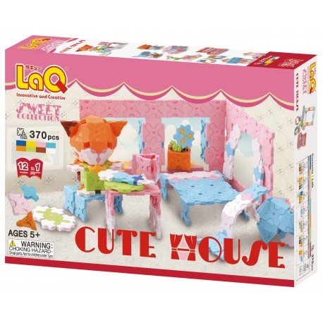 LaQ Maison de Kitty