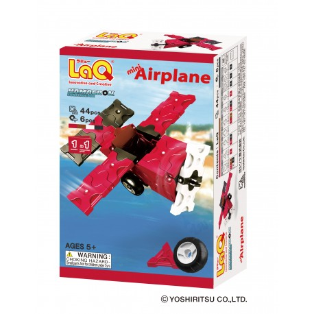LaQ Mini Avion