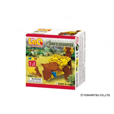 LaQ Mini Ankylosaurus