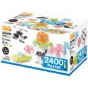 LaQ BASIC 2400 Pastel