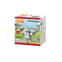 LaQ Mini Eléphant