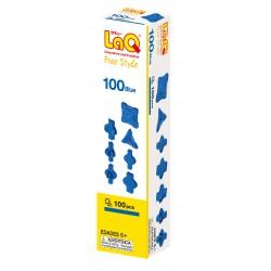 LaQ Free Style 100 Bleu